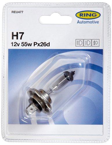 RING REU477 1 Ampoule Blister 12V 55W H7