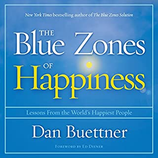 The Blue Zones of Happiness cover art
