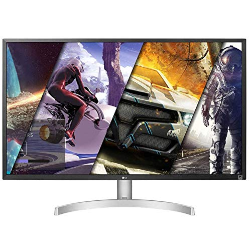 LG 32UK50T-W 32-Inch 4K UHD (3840 X 2160) with Radeon Freesync Technology and DCI-P3 95%...