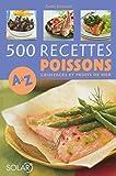 500 recettes de poissons de A à Z - NE