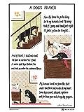 Samuel Lamont A Dog's Prayer Cotton Tea Towel UK