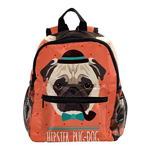 Mochila escolar para niños, mochila para estudiantes, diseño de panda