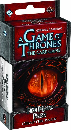 Photo of Game of Thrones LCG Fire Made Flesh Chapter Card Game