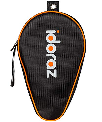 Buy Bargain Idoraz Ping Pong Paddle Case - Best Table Tennis Paddle Cover for Your Racket - Waterpro...