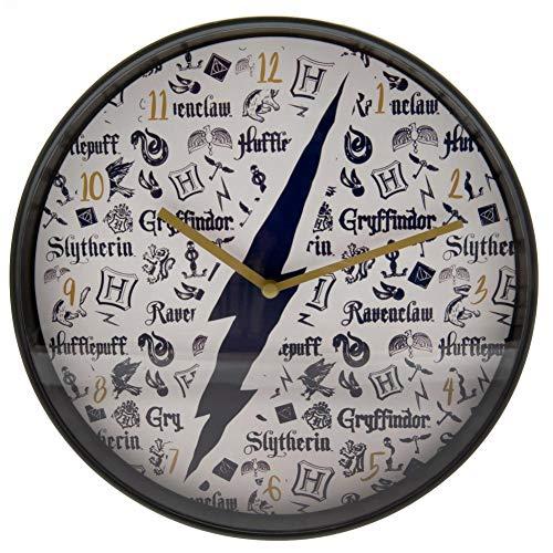 HARRY POTTER Reloj de Pared, Multi,...