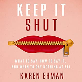 Keep It Shut audiobook cover art
