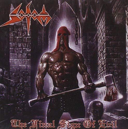 Sodom: The Final Sign of Evil [Vinyl LP] (Vinyl)
