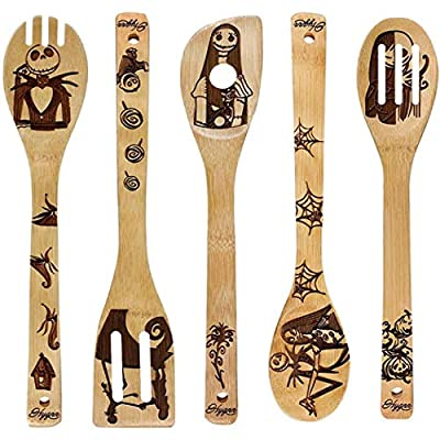 Tinffy Household Kitchen Spatula Halloween Outdoor Cooking Tools & Accessories