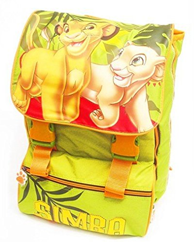 Disney Rey León mochila extensible escuela 2013–2014