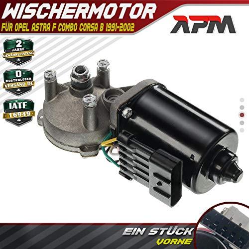 Wischermotor für Astra F 56_ 57_ 53_B 51_ 52_ 53_ 54_ 58_ 59_ T92 55_ Combo 71_ Corsa B 73_ 78_ 79_ F35 73_ 1991-2002 90341903