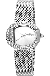 JC1L110M0065 - Plated Stainless Steel Ladies Quartz Analogue Watch