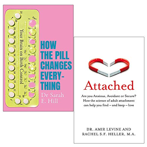 How the Pill Changes Everything and Attached 2 Books Collection Set