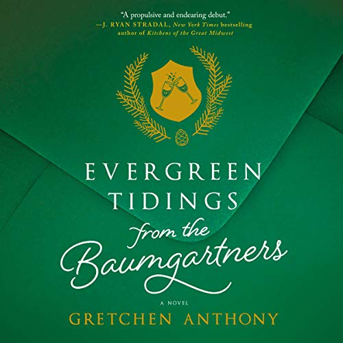 Evergreen Tidings from the Baumgartners cover art