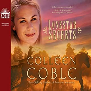 Lonestar Secrets audiobook cover art