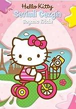 Hello Kitty - Sevimli Gezgin Boyama Kitabi