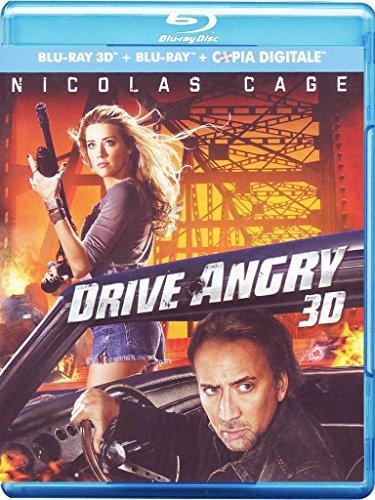 Drive angry - Destinazione inferno(2D+3D+copia digitale) [Blu-ray] [IT Import]