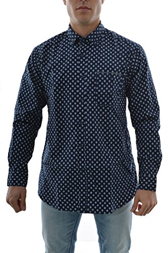 Lee Cooper Derby 4079 Chemise Manches Longues Homme (Large)