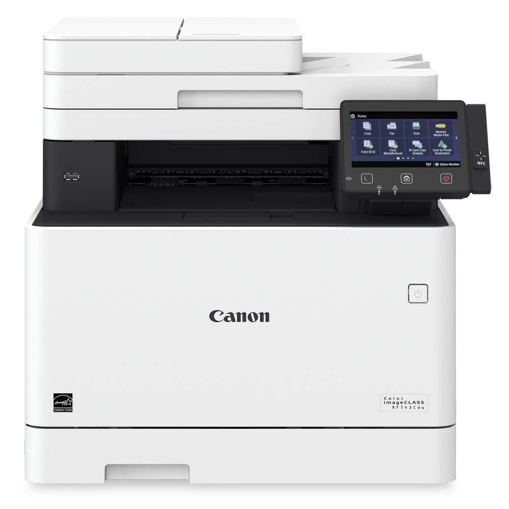Canon Color imageCLASS MF743Cdw Wireless
