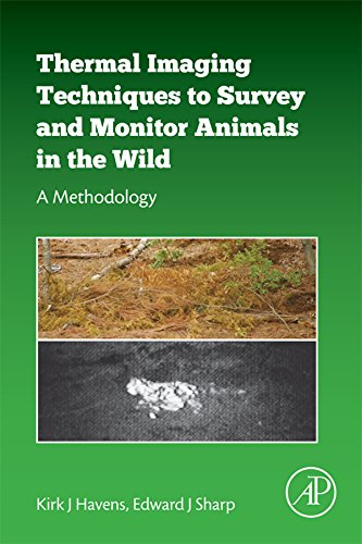 Thermal Imaging Techniques to Survey and Monitor Animals in the Wild: A Methodology (English Edition)