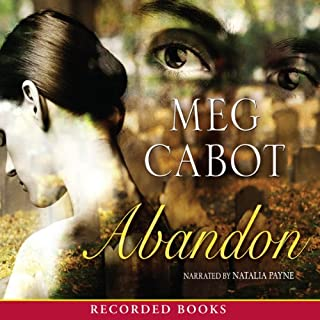 Abandon audiobook cover art