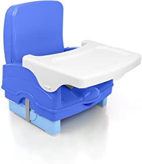 Cadeira de Refeição Portátil Smart, Cosco, Azul
