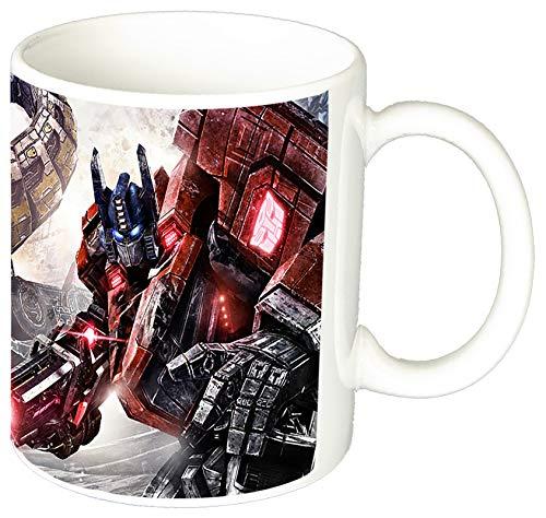 MasTazas Transformers Fall of Cybertron Taza Ceramica 11 oz ≈ 325 ml