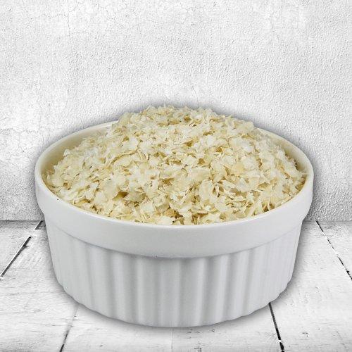 Schecker gekochter Reis Reisflocken zum Strecken vom Nassfutter oder Trockenfutter 1 kg