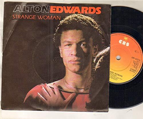 ALTON EDWARDS - STRANGE WOMAN - 7 inch vinyl / 45