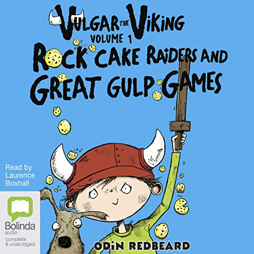 Vulgar the Viking: Volume 1 cover art