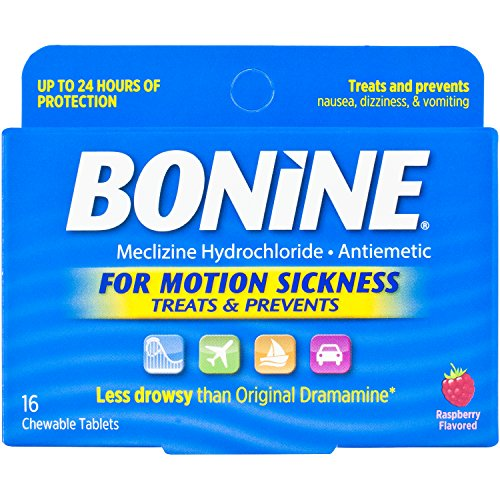 Image of Bonine Motion Sickness...: Bestviewsreviews