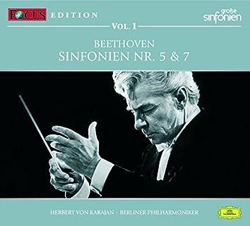 Beethoven: Sinfonie Nr.5, Op.67, Sinfonie Nr.7, Op.92