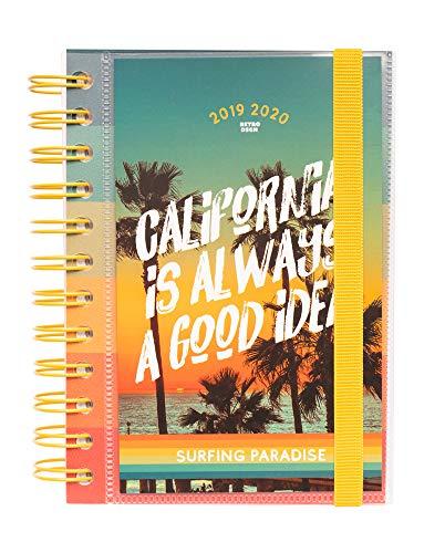Agenda escolar 2019/2020 día página S California