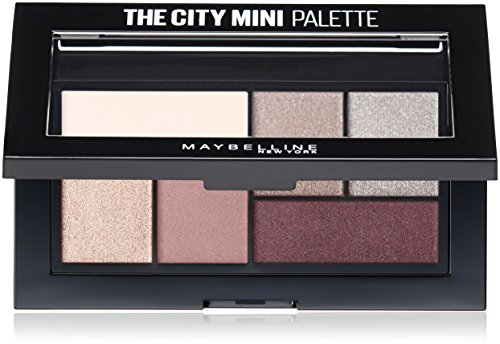 MAYBELLINE The City Mini Palette - Chill Brunch Neutrals