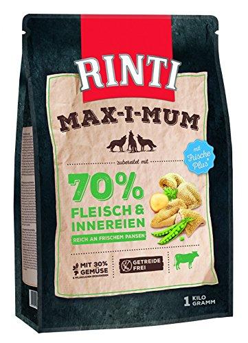Rinti Max-i-mum Pansen | 1kg Hundetrockenfutter