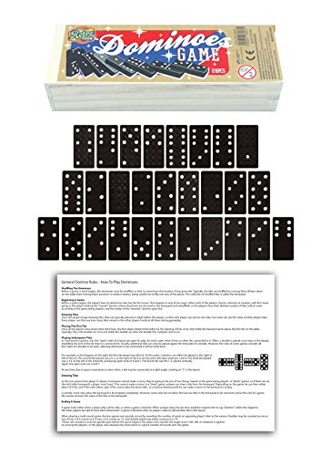 Dominos pour les enfants / Childrens Dominoes (VERSION ANGLAISE)