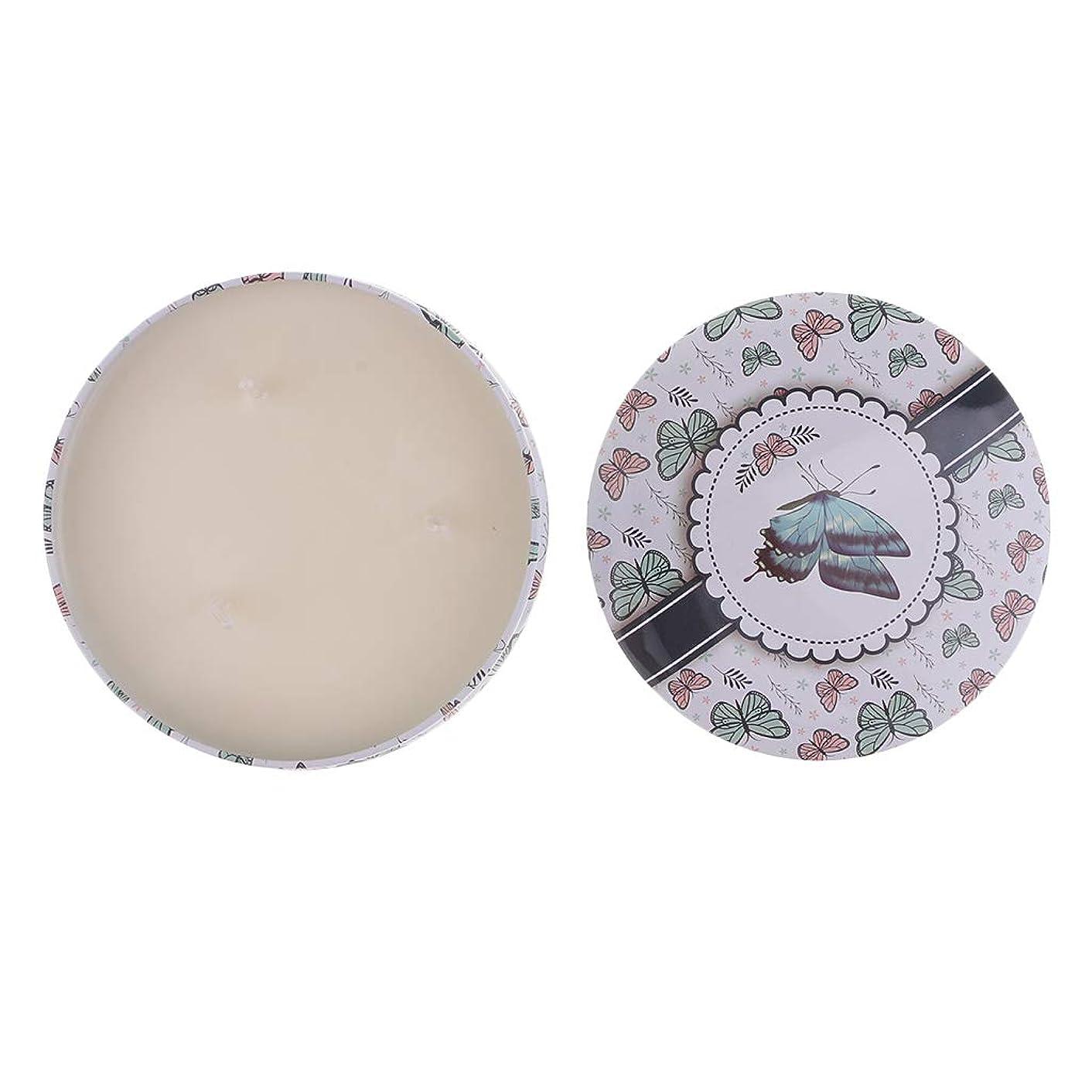 狂った耕す雨のD DOLITY アロマキャンドル 3ウィック 香り付き 旅行 蝋燭 約23時間 贈り物 2種選ぶ - 1, 130x55mm