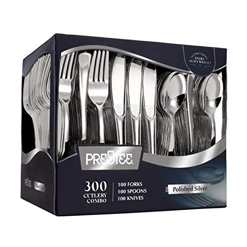 300 Plastic Silverware Set