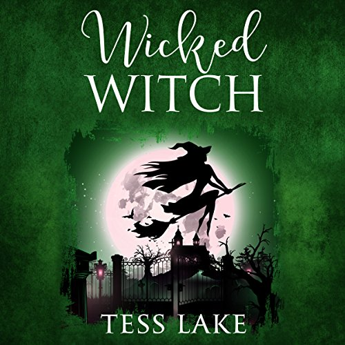 Wicked Witch audiobook cover art