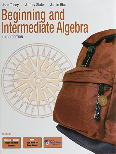 Beginning & Intermediate Algebra / Mymathlab Student Access Kit