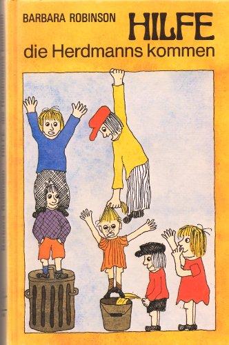 Hilfe, die Herdmanns kommen. Zeichnungen von Wilhelm Schlote