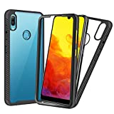 SDTEK Case for Huawei Y6s / Y6 (2019) Strong Rugged Cover