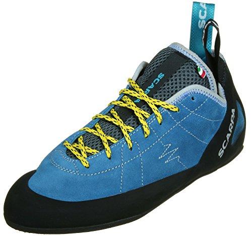 Scarpa Helix Kletterschuhe Herren Hyper Blue Schuhgröße EU 44,5 2020 Boulderschuhe