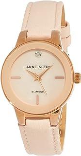 Anne Klein AK/N2686RGLP Analog Quartz Pink Watch