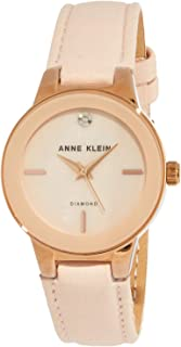 Anne Klein AK/N2686RGLP Analog Quartz Pink Watch
