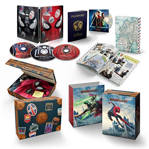 [画像:【Amazon.co.jp限定】スパイダーマン:ファー・フロム・ホーム 日本限定プレミアム・スチールブック仕様・エディション(初回生産限定)(特典 スペシャル・ボーナスディスク付) [Steelbook] [Blu-ray]]
