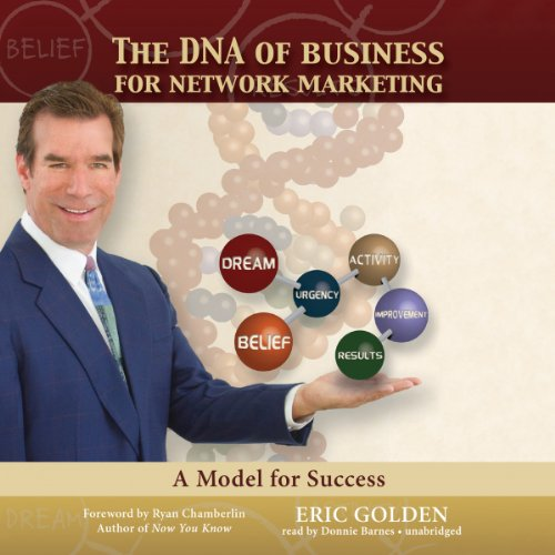 The DNA of Business for Network Marketing audiobook cover art