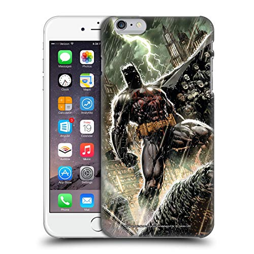 Head Case Designs Oficial Batman DC Comics Nueva Familia 52 Bat Disfraces icónicos Carcasa rígida Compatible con Apple iPhone 6 Plus/iPhone 6s Plus