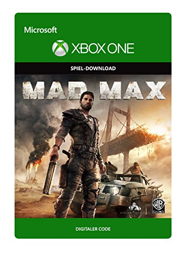 Mad Max [Xbox One - Download Code]