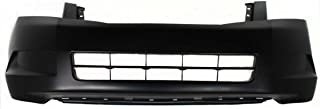 MBI AUTO - Painted to Match, Front Bumper Cover Fascia for 2008 2009 2010 Honda Accord Sedan 08 09 10, HO1000254