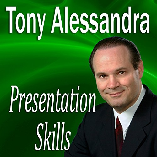 Presentation Skills audiobook cover art